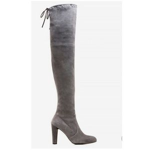 Iconic Highland Over-the-knee boot (Unworn)